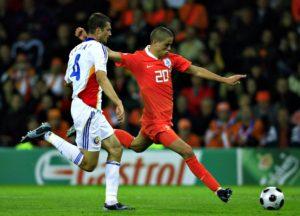 OLANDA - ROMANIA - EURO 2008