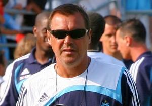 Albert EMON (Entraîneur de l'Olympique de Marseille)
