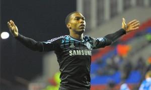 Chelsea's English forward Daniel Sturrid