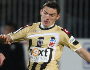 Angers/Caen - 22.03.2010 - L2 Ligue 2