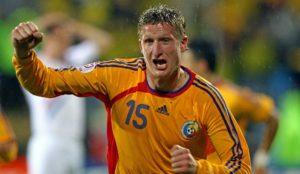 FOTBAL - ROMANIA - OLANDA - EURO 2008