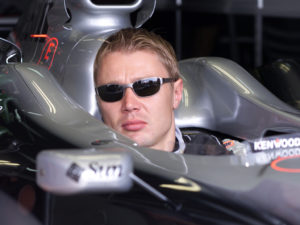 Formel 1  Magny-Cours 6/2000Mika HŠkkinen