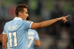 S.S. Lazio v AC Milan - Serie A