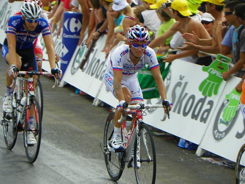 Alexandr Kolobnev a castigat prima etapa a Turului Valoniei de Ciclism!