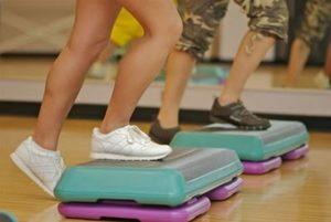 step.aerobics