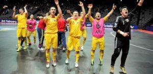 1Echipa de futsal a Romaniei