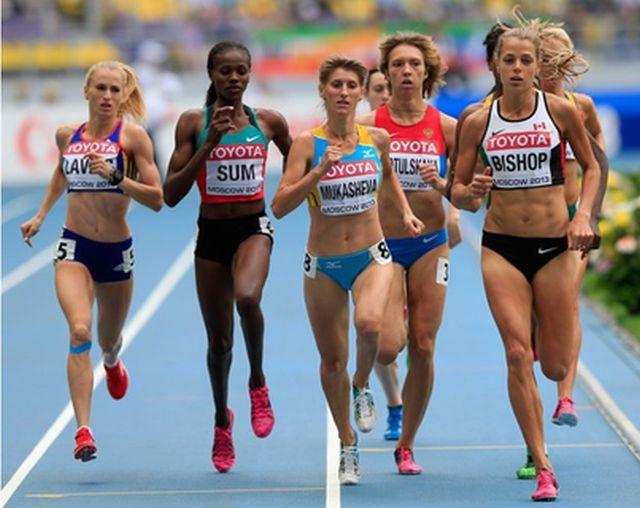 Sapte sportivi, depistati pozitiv la CM de atletism de la Moscova!