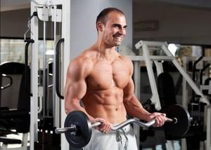 building-biceps