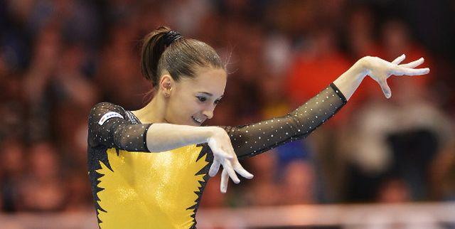 Larisa Iordache a obtinut locul patru la individual-compus, la CM de la Antwerp!
