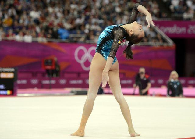 Larisa Iordache a castigat bronzul la CM de gimnastica de la Antwerp!