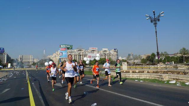 Editia a 6-a a Maratonului International Bucuresti va avea loc pe 6 octombrie!