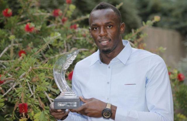 Usain Bolt a fost desemnat atletul anului 2013!