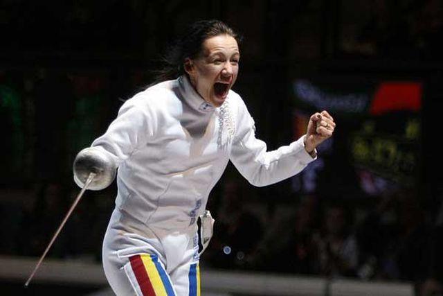 Ana Maria Branza a castigat MEDALIA DE AUR la Cupa Mondiala de la Budapesta!
