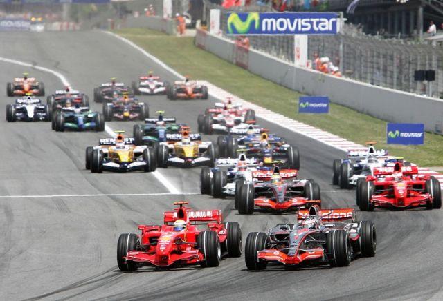 Calendarul si echipele din Formula 1 sezonul 2014!