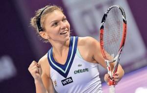 Simona Halep, oficial pe locul 5 WTA, cea mai buna clasare din istorie a unei romance!