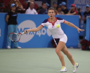 Simona Halep rateaza calificarea in finala Indian Wells!