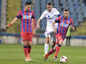 Steaua - Gaz Metan 3-0! Debut cu gol pentru pustiul Valceanu! VIDEO