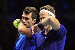 Romania va infrunta Suedia in grupa I a Cupei Davis!