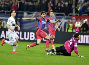 Ros-albastrii s-au calificat in finala Cupei Romaniei! DINAMO - STEAUA 1-1!