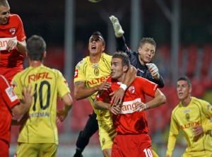 Victorie inainte de Steaua! Ceahlaul - Dinamo 0-1! VIDEO