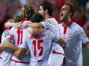 FC Sevilla a castigat LIGA EUROPA! Blestemul se tine scai de BENFICA!
