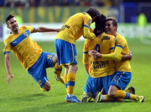 Lupii se mentin pe 2! Petrolul - FC Vaslui 3-0! VIDEO