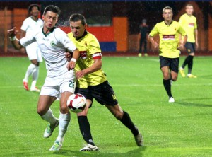 Prima victorie pentru moldoveni dupa sase infrangeri! Sageata - Ceahlaul 0-2! VIDEO