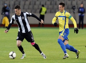 Sepcile rosii sar in prima jumatate a clasamentului! Corona - U Cluj 0-2! VIDEO