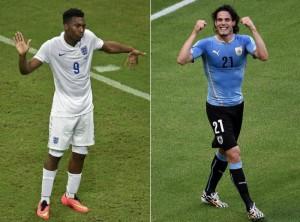 BRITANICII, TRIMISI ACASA DE SUAREZ URUGUAY – ANGLIA 2-1!22