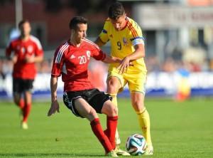 Nationala a inceput cu dreptul! Romania - Albania 1-0! VIDEO