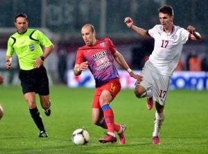 Patron nou, antrenor nou, acelasi deznodamant! Rapid - Steaua 1-3!