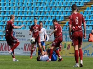 Revenire cu victorie Rapid - FC Viitorul 2-1!