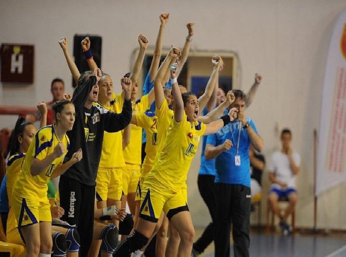 TITLUL MONDIAL pentru nationala de handbal feminin under 18 a Romaniei!
