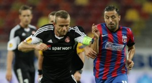 Seara magica pentru campioana! Steaua - Aalborg 6-0!