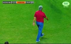 Mircea Lucescu a sarit la gatul unui arbitru! Vezi de ce i-a sarit mustarul antrenorului roman!