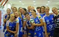 HCM Baia Mare, la un meci de grupele Ligii Campionilor. Si-a aflat adversara din finala turneului de calificare