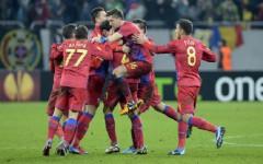Kharja face SPECTACOL. Steaua n-a avut probleme cu Iasiul si incheie turul regulat pe o pozitie onorabila