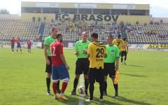 FC Brasov ramane FARA victorie pe teren propriu. Rezultatele etapei a 6-a din Liga a doua