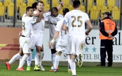 Derby-ul Dinamo-Astra s-a decis in ultimele 10 minute. Un jucator IMPORTANT a revenit cu GOL de toata frumusetea