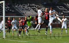 Situatie INCREDIBILA in fotbalul romanesc: un meci s-a INCHEIAT in doar 3 minute. Ce s-a INTAMPLAT