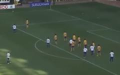 VIDEO | A scris ISTORIE: trei goluri din lovitura libera, intr-un singur meci