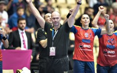 """Mesaj SUPERB al lui Ryde. Cum a facut Romania un Mondial FABULOS: """"Am vrut sa tratez jucatoarele intr-un mod pozitiv"""""""
