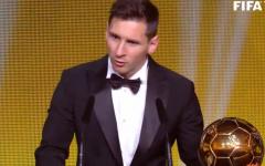 Fara surprize: Messi a castigat BALONUL DE AUR. Pe ce loc a terminat Ronaldo in disputa cu Neymar