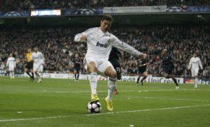 UEFA Champions League - Round of 16 - Second Leg - Real Madrid v Lyon - Santiago Bernabeu