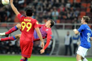 FOTBAL:STEAUA BUCURESTI-FK MOLDE 2-0,EUROPA LEAGUE (25.10.2012)