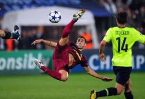 TOPSHOTS-FBL-EUR-C1-ROU-SUI-CLUJ-FC BASEL