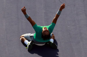 2013 BNP Paribas Open - Men's Final