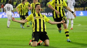 APTOPIX Germany Soccer Champions League