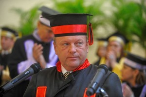 MARIUS VIZER - DOCTOR HONORIS CAUSA - CEREMONIE