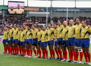 New Zealand v Romania - IRB RWC 2007 Match Thirty Four